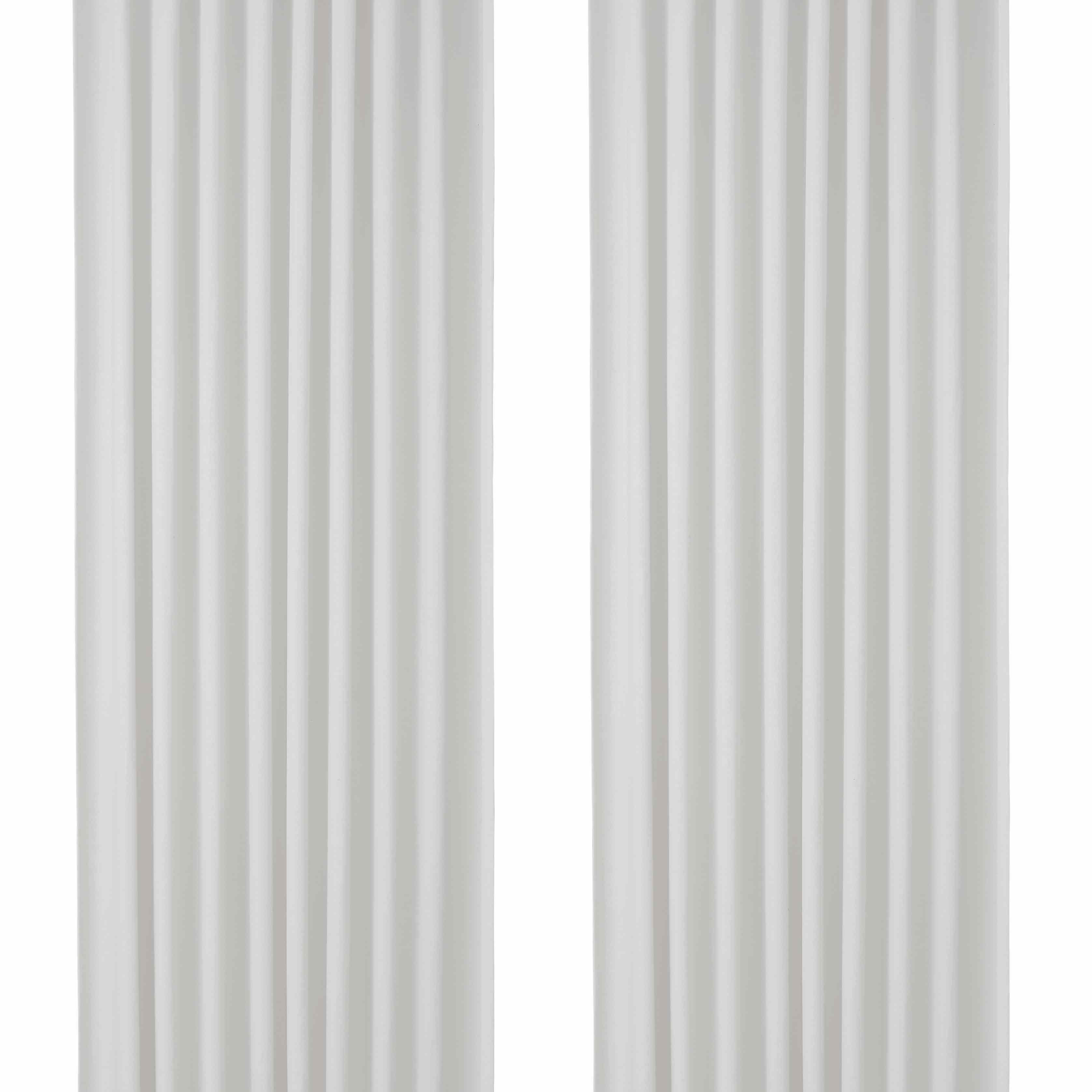 IKEA GUNRID Air Purifying Curtain, Light Gray