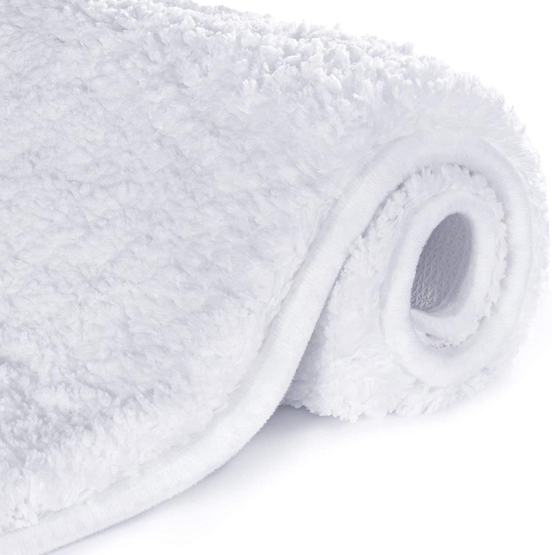 Microfiber Bathroom Rug Bath Mat