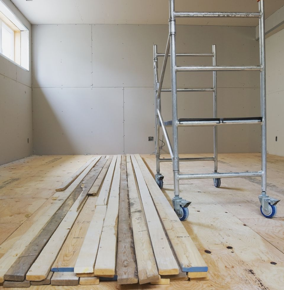 Basement Subfloor Options For Dry Warm Floors