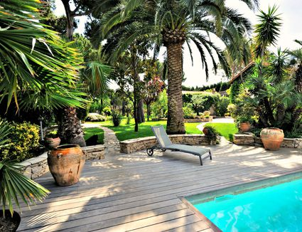Landscaping Ideas for Pool Areas on