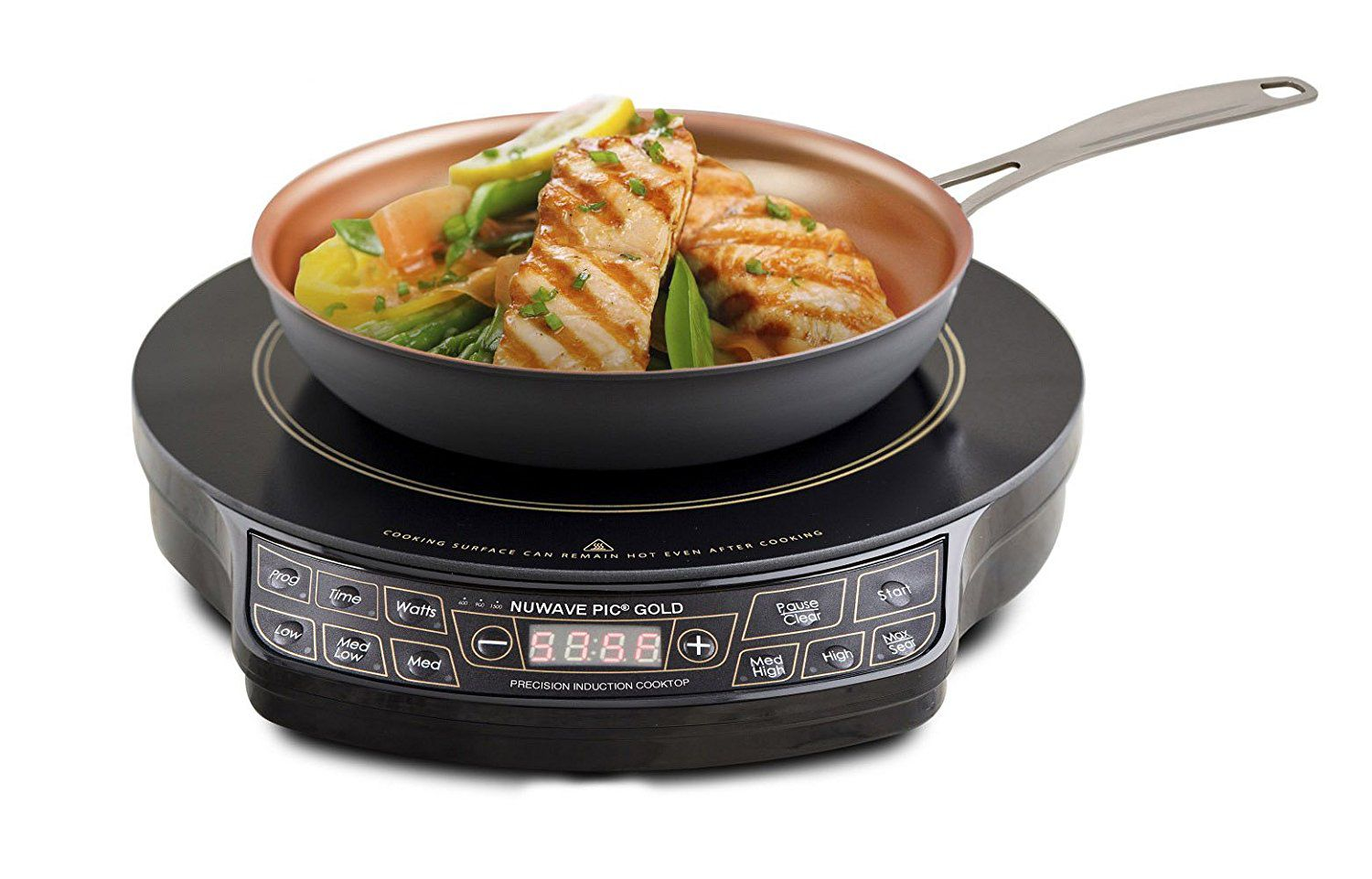 The 6 Best Induction Burners To Buy For 2018 Simple Heater Circuit Hot Plate Cooker