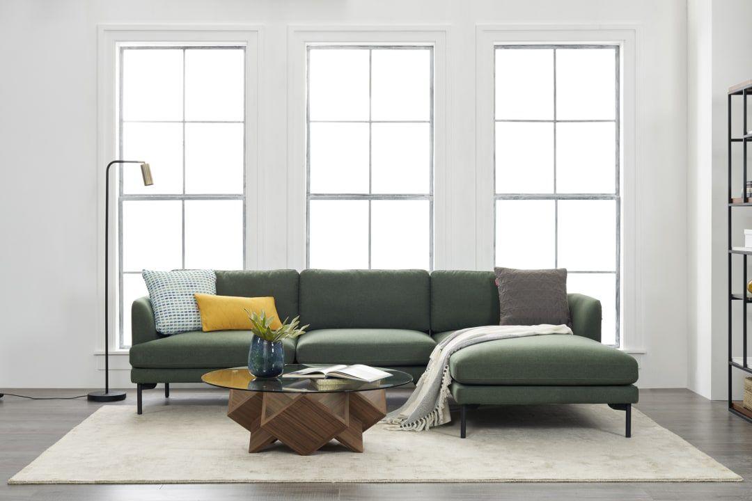 Castlery sofa living room