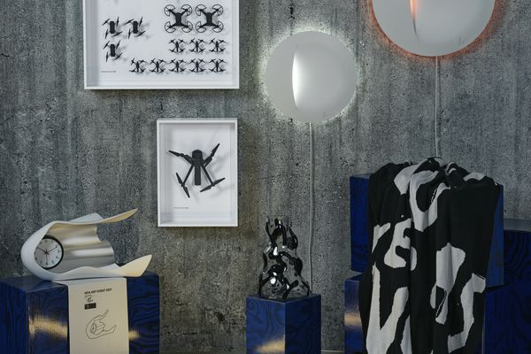 IKEA Art Event collection on display
