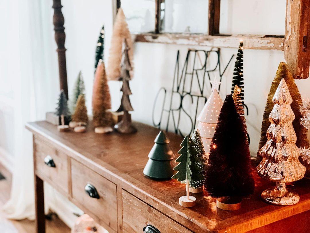 Minimalist Christmas Trees