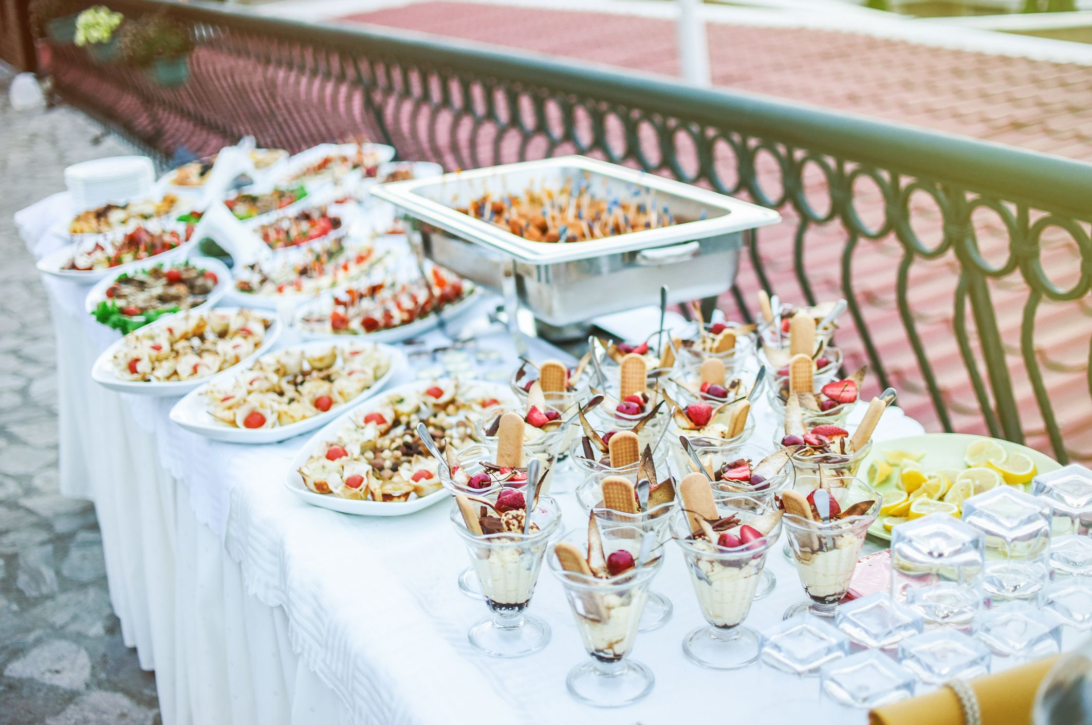 20 Questions To Ask While Interviewing Wedding Caterers