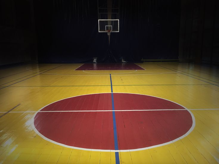 Basketball Court Flooring Options For The Home And Gym
