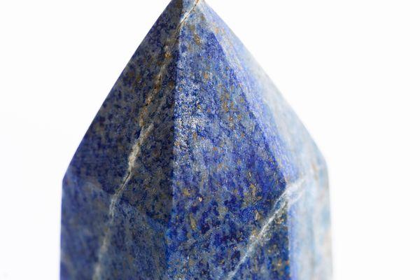 closeup of lapis lazuli