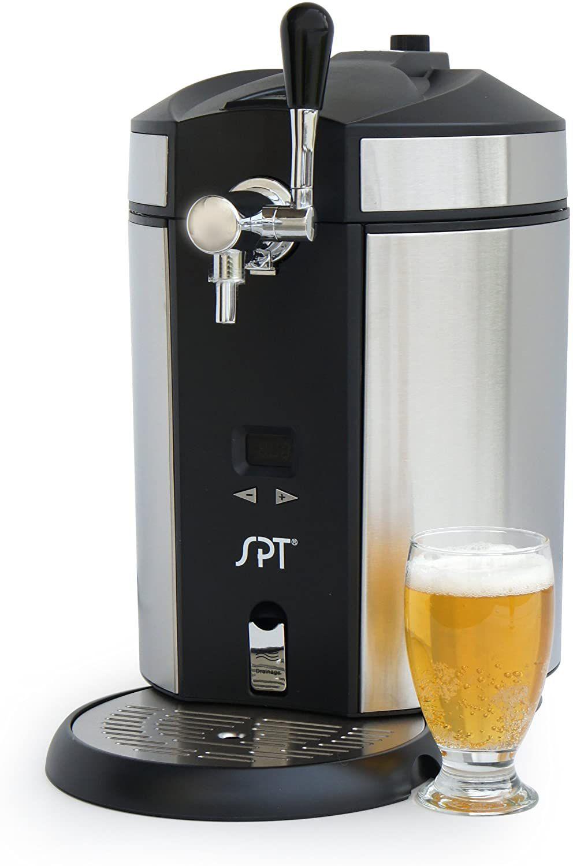 Sunpentown BD-0538 Mini Kegerator & Dispenser