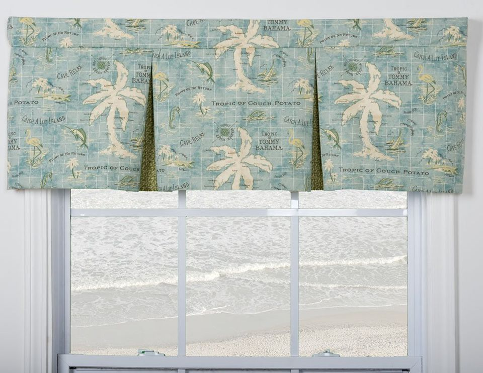 The Difference Between Valances, Swags, and Cornices