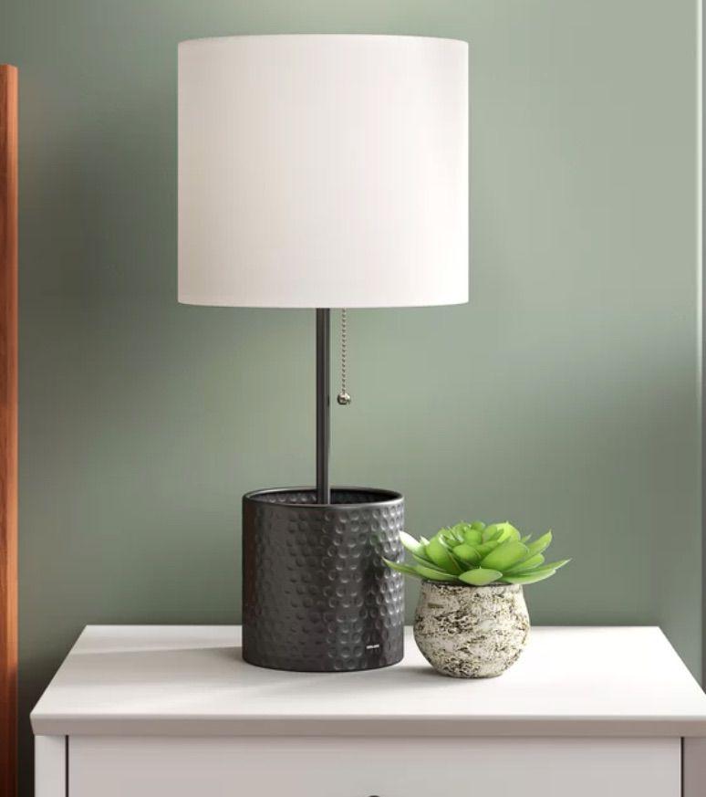 """Mazza 19"""" Table Lamp"""
