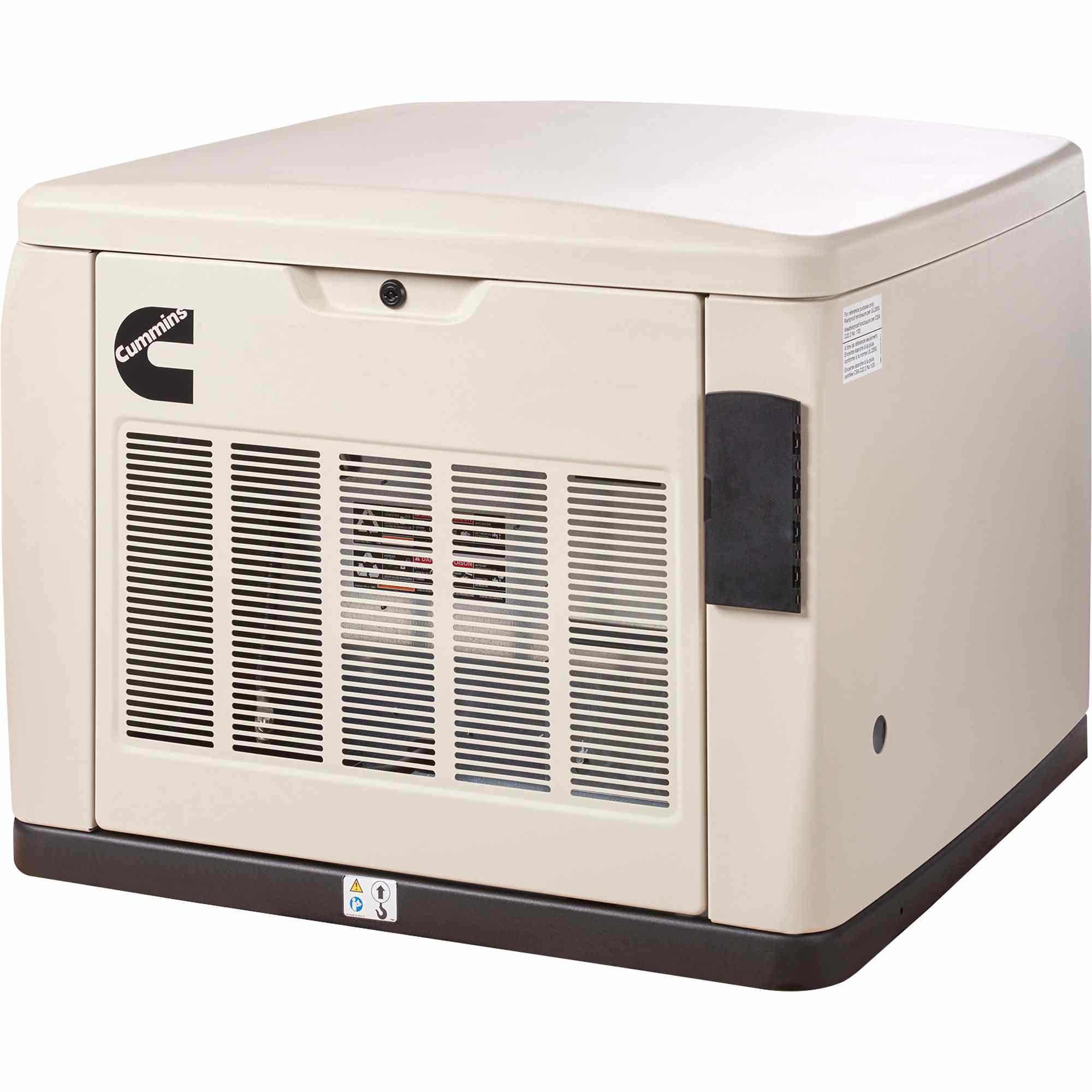 Cummins 13 kW QuietConnect Home Standby Generator, Model RS13A