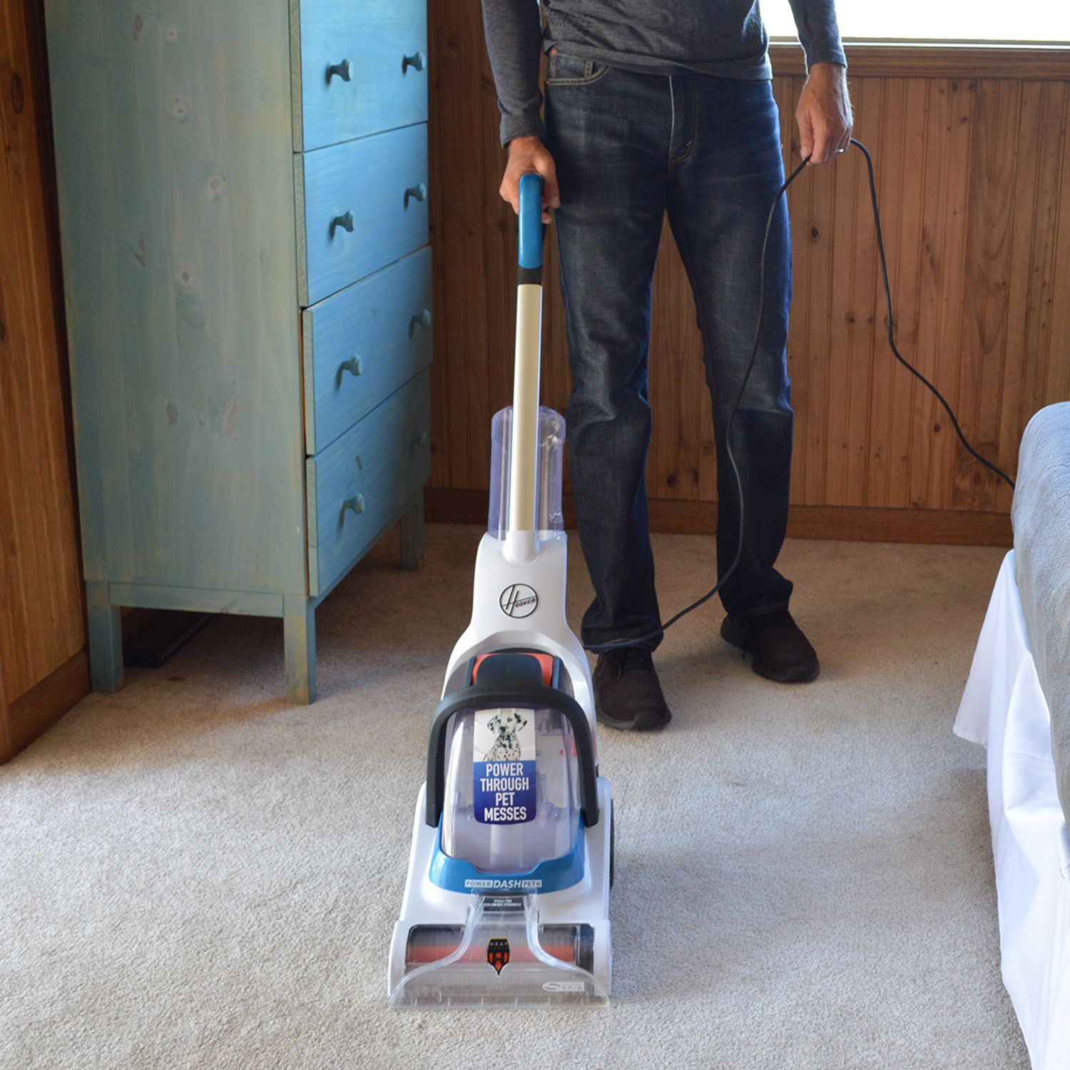 Hoover Powerdash Pet Carpet Cleaner Review Affordable And Effective