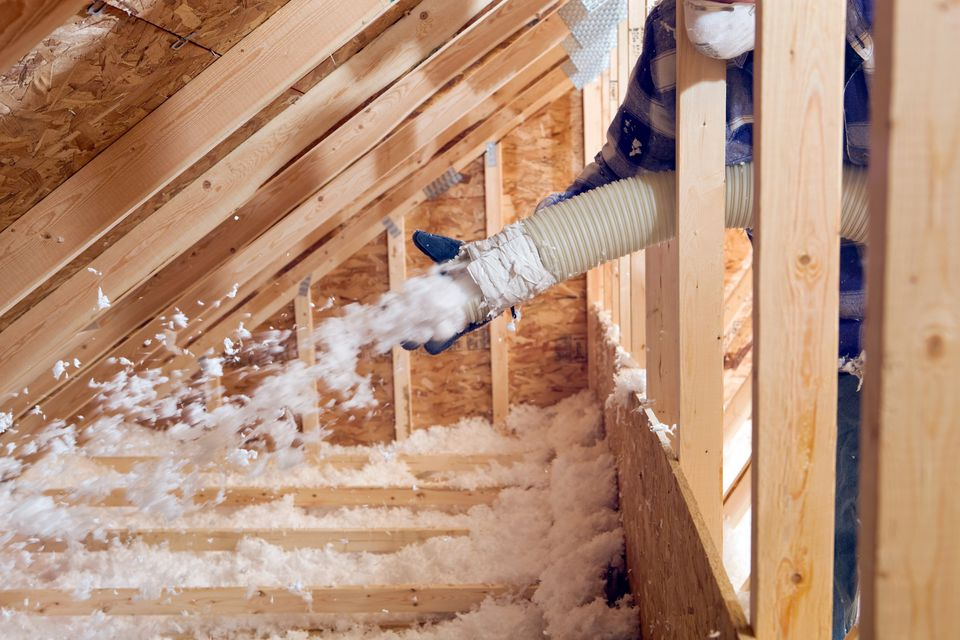 Why you should try attic insulation first solutioingenieria Choice Image