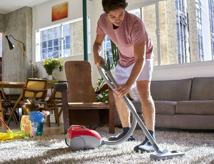 A Monthly To Do List Of Cleaning Chores