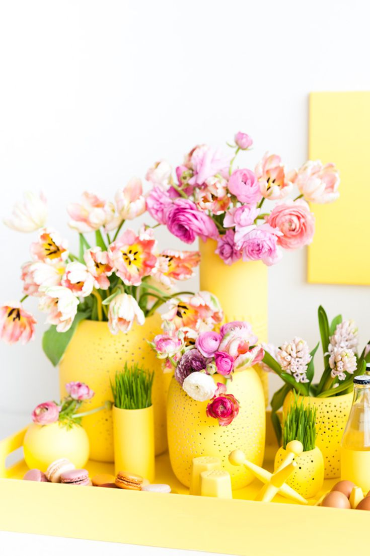 26 Beautiful Spring Centerpiece Ideas