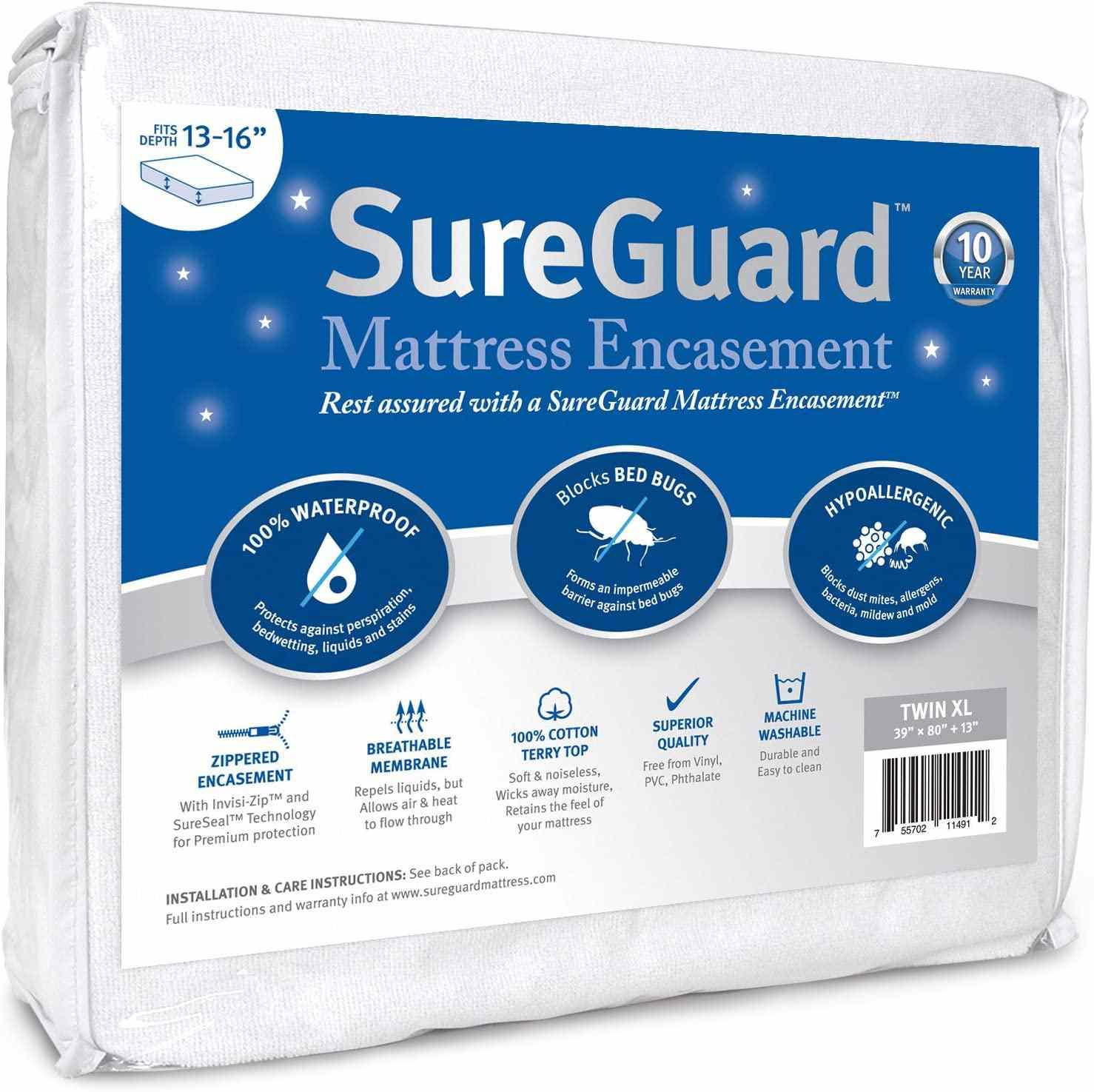 SureGuard Mattress Encasemen
