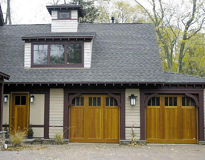 Different styles of garage doors for Garage door styles