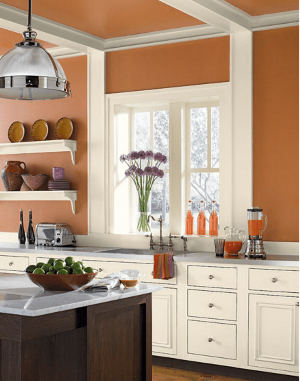 best kitchen paint colors The Best Tuscan Paint Colors for Your Home best kitchen paint colors