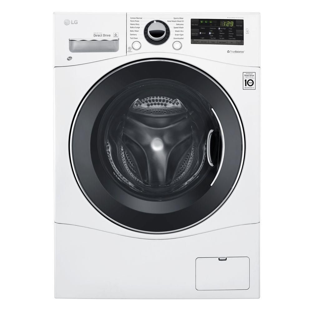 All In One Front Load Washer And