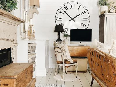 19 Beautiful Homes Outed With Shiplap Rustic Farmhouse Design