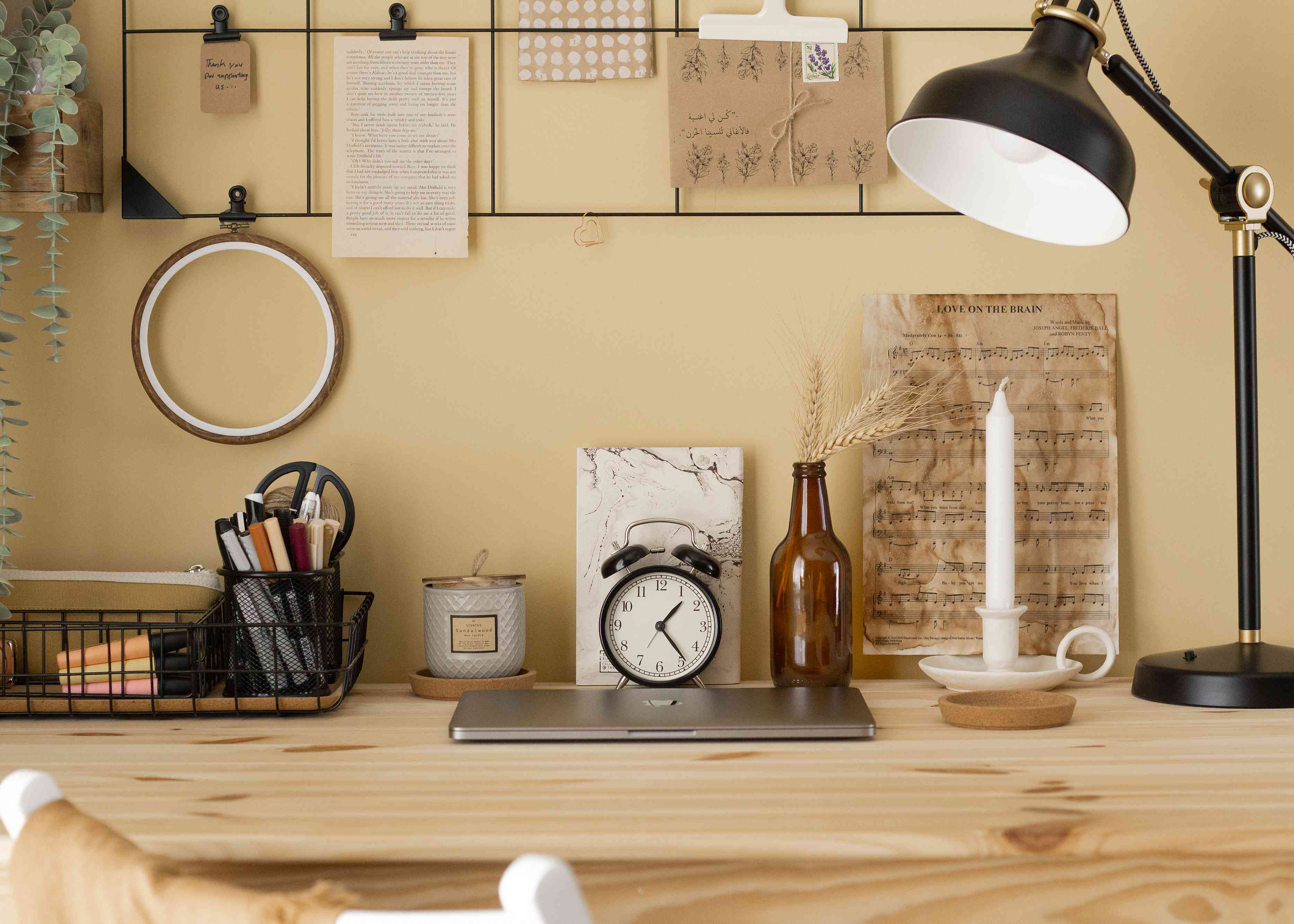 choosing a color palette for your office