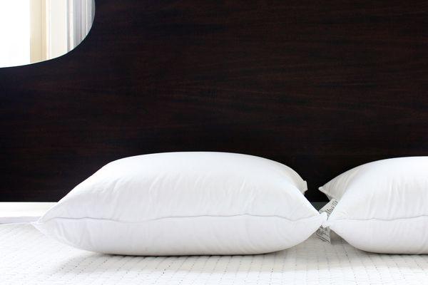 Parachute Firm Down Pillow