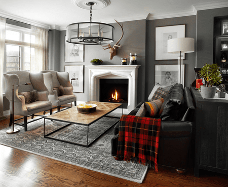Living Room Cozy Magnificent Inspiration