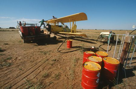 History and Impact of the Pesticide DDT