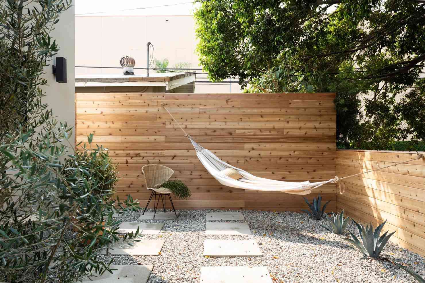 Julian Porcino privacy fence