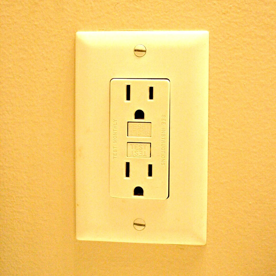 Testing Ground-Fault Circuit-Interrupter, or GFCI, Outlets
