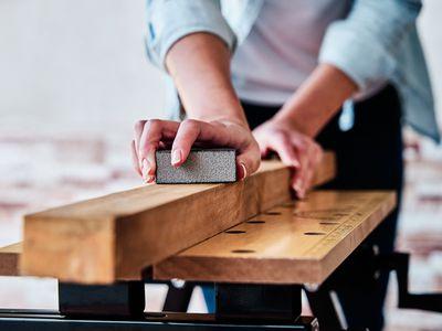 Building Table Legs