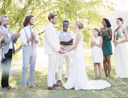 Sample Secular Non Religious Wedding Ceremony Script
