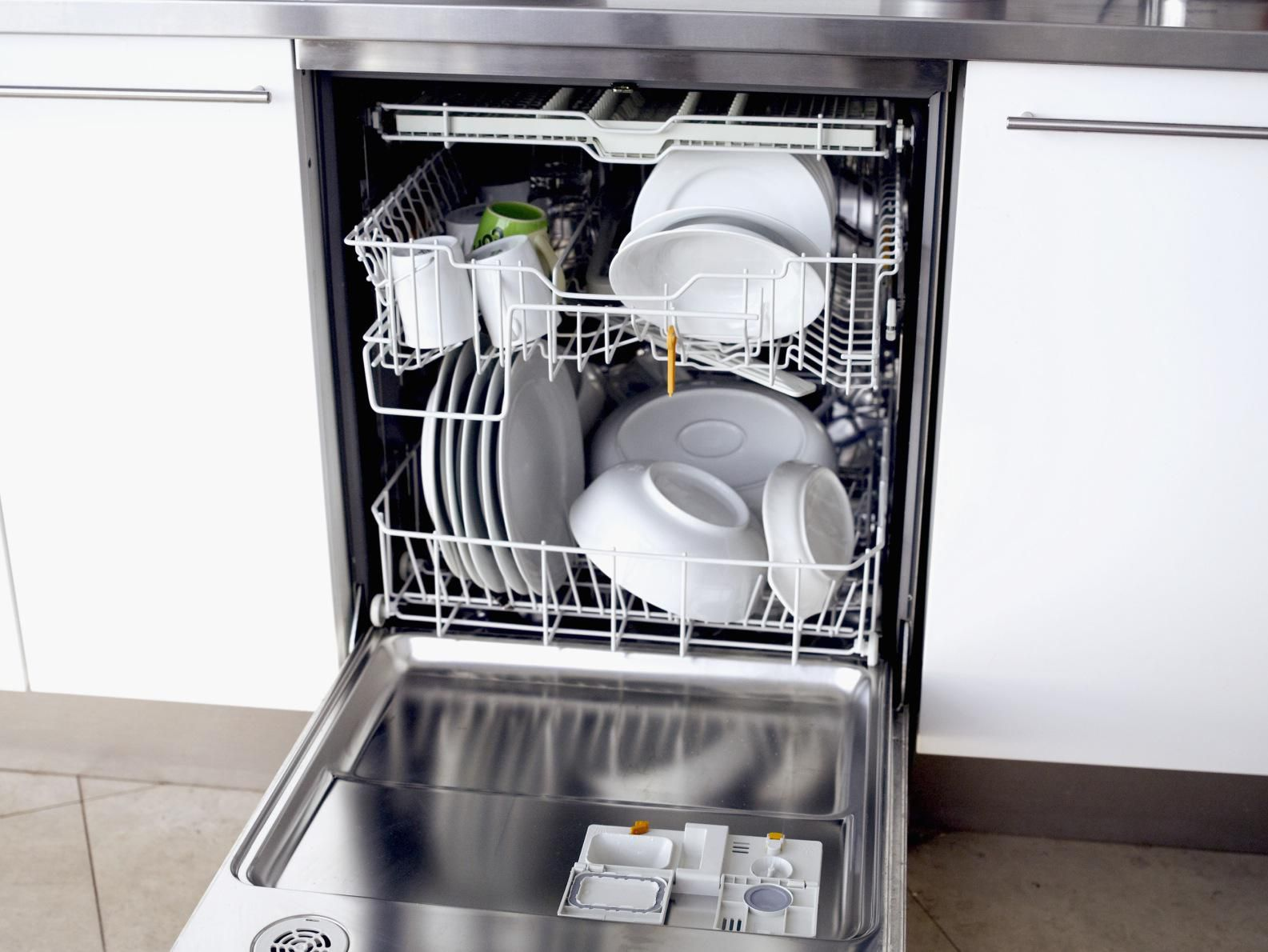 How To Install A New Dishwasher Garbage Disposal And Electrical Wiring Outlet Connection Fix All