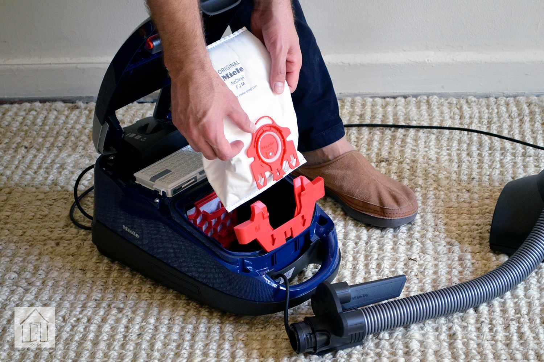 Miele Compact C2 Electro + PowerLine Vacuum