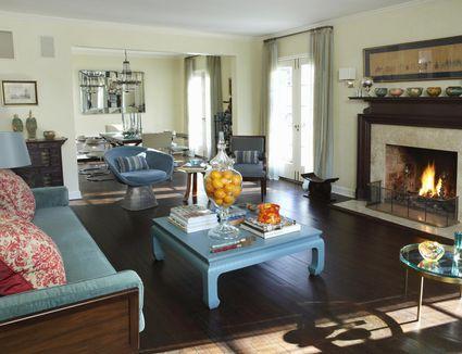 Living & Family Room Design