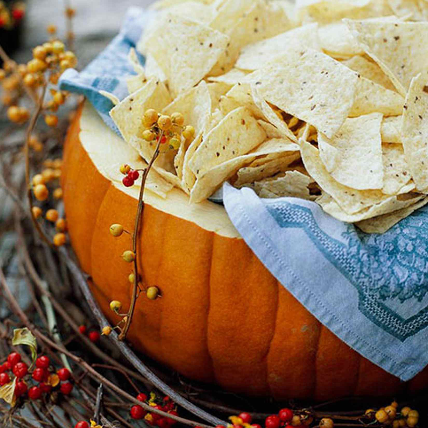 Pumpkin Chip Bowl
