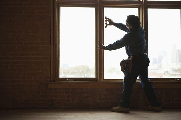 Installing New Construction Window