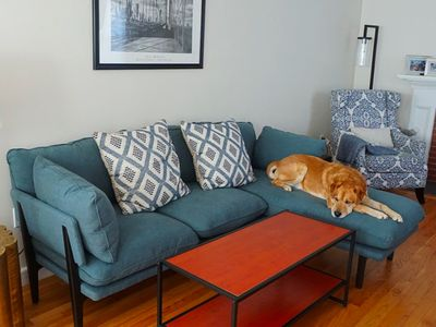 Floyd The Sofa Three-Seater Sofa and Chaise
