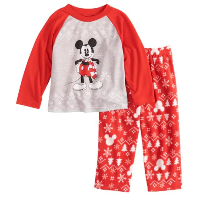 best character jammies for your families disneys mickey minnie mouse family pajamas
