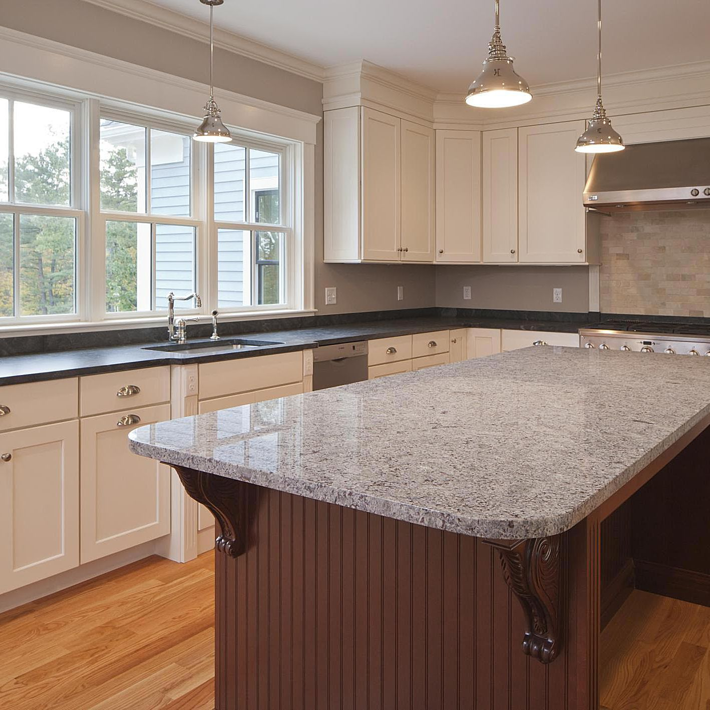 Sizes Prices And Installation Of Granite Slab Counters