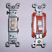 Standard and Commercial Grade Switches