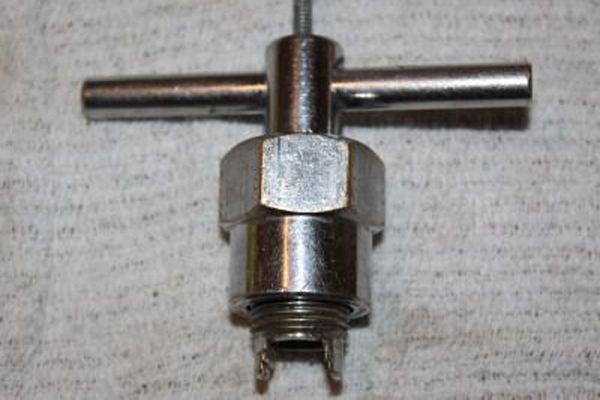 Moen faucet cartridge puller