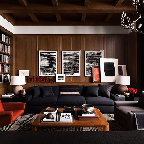 9 Super Cool Rooms With Wood Paneling