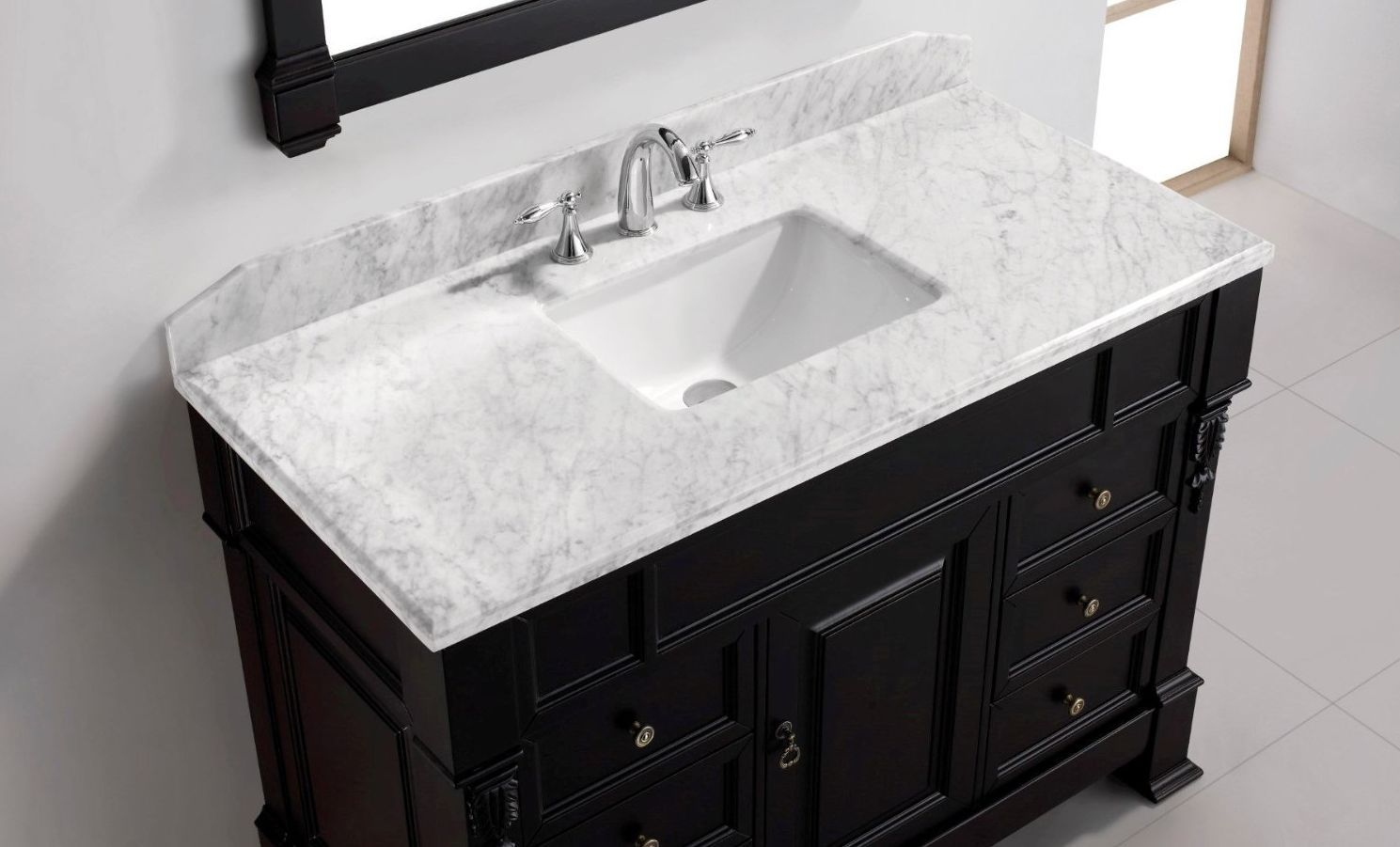 Diffe Types Of Bathroom Vanity Tops