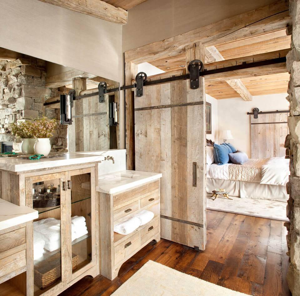 10 Wonderful Farmhouse Bathroom Decor Ideas