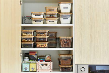 28 Storage Ideas For Your Entire Home, Kitchen Cupboard Interior Storage