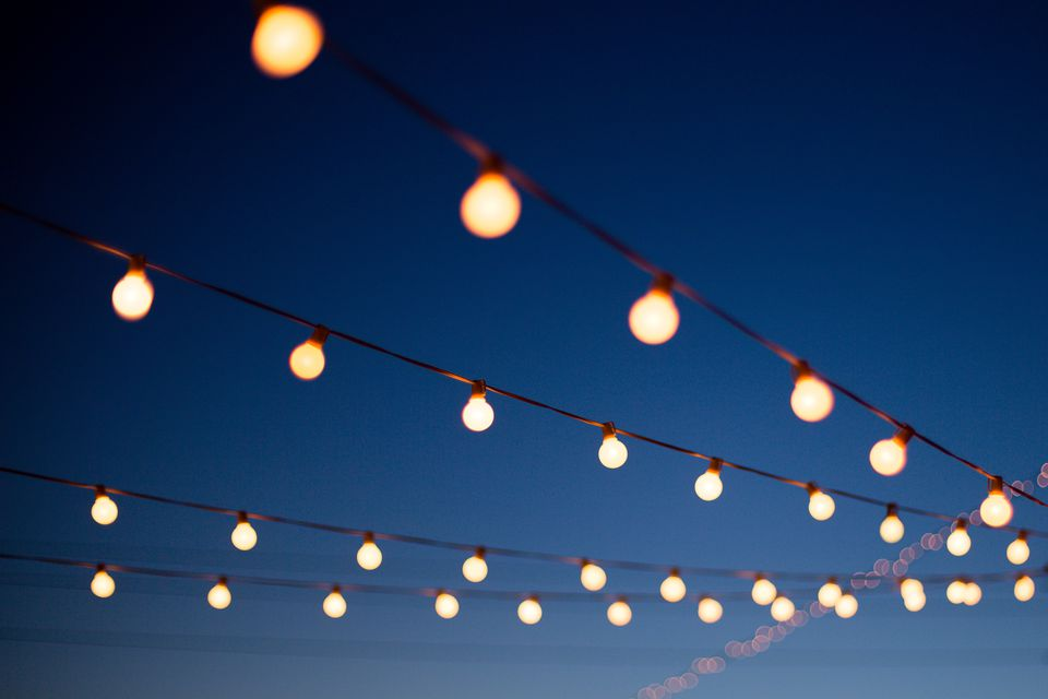The 8 Best Outdoor String Lights Of 2019