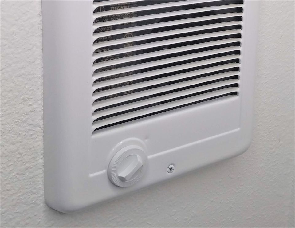 Fix Wall-Mounted Electric Heater
