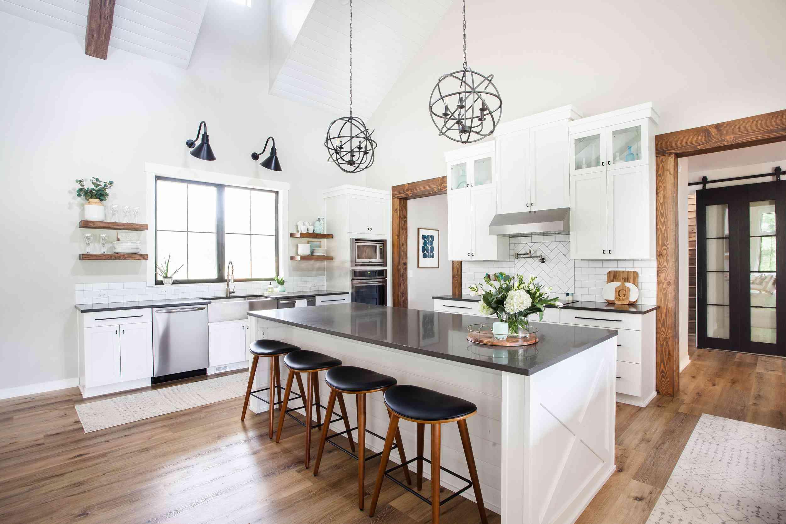 KG designs modern farmhouse