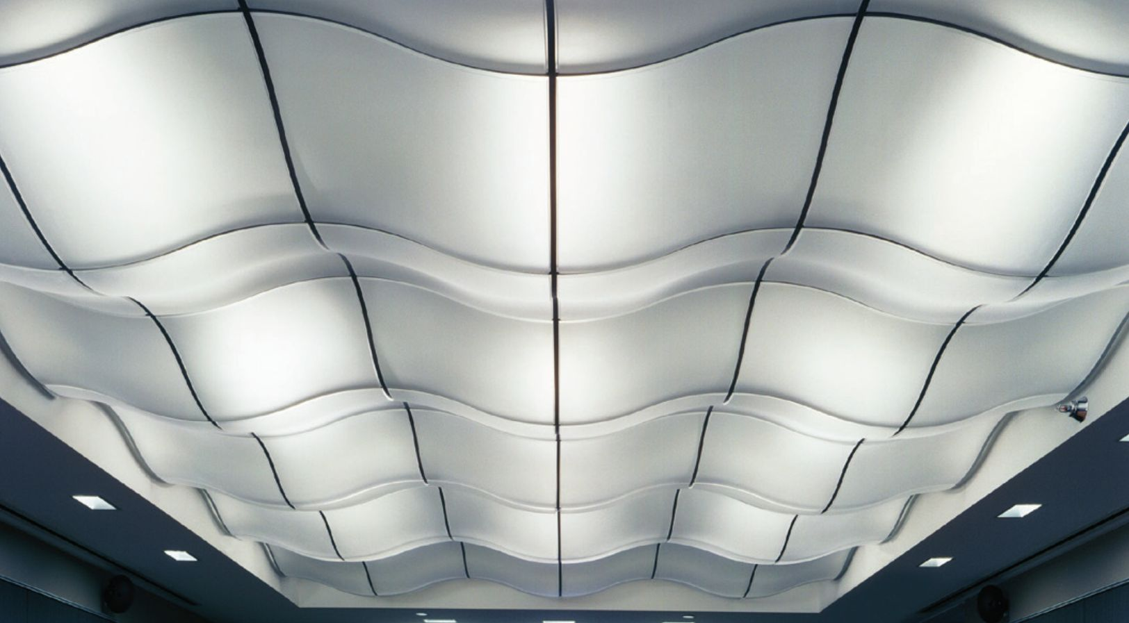 3d Drop Ceiling Panels Give Home A Modern Look